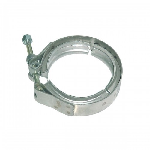 "Stainless Steel Clamp Turbo, 3"", Mercedes Benz Application"