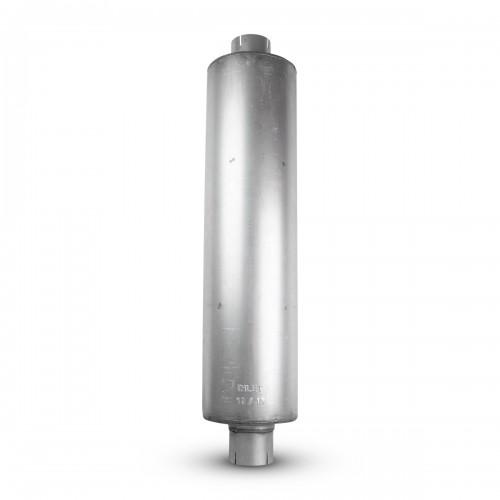 "8"" X 30"" X 3.5"" CC Aluminized Muffler"