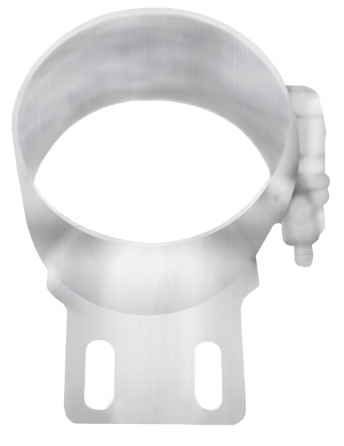 """Stainless Steel Clamp, 8""""  Diameter, UNIVERSAL  Application"""