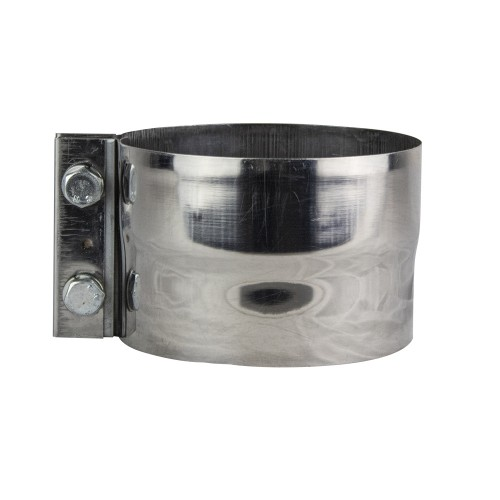 """Stainless Steel preformed clamp 5"""""""