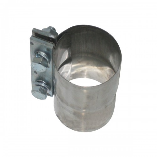 "Stainless Stee Clamp, 2 1/2"", Universal Application"