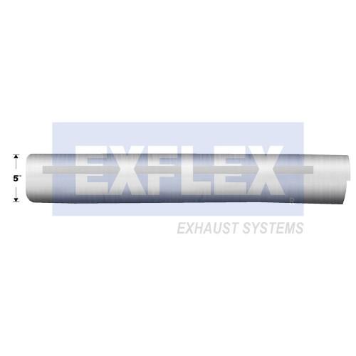 """Flex Tube, 5"""" Diameter, 25 Feet"""