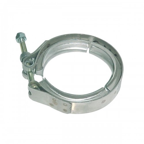 """Stainless Steel Clamp Turbo, 3.1/2"""", GMC Application"""